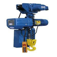 Jual Electric Chain Hoist Kukdong 2 Ton Distributor